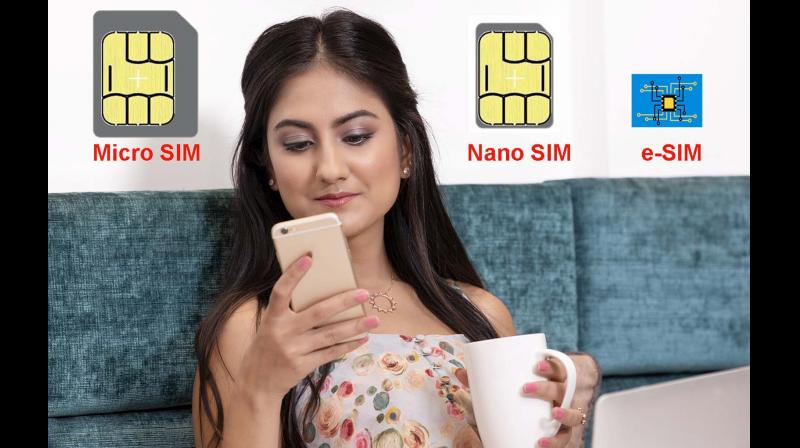 Two Indian providers -- Reliance Jio and Airtel -- offered the e-SIM service to iPhone Xs users.