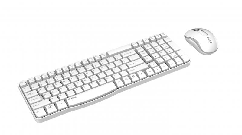 The Combo offers a spill-resistant design, with easier typing and navigation for seamless functioning.