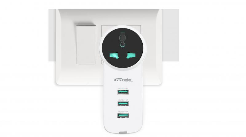 Portronics Unipower is available at a unique price-point of Rs 1999, can be bought both from online or offline stores.