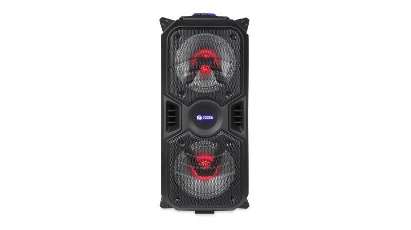 The stylish speakers are designed to give you the best audio experience suitable for any occasion.