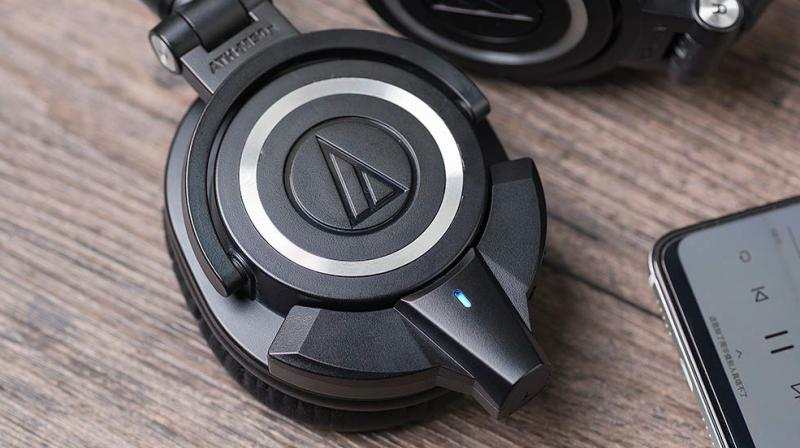 The BTA10 is a Bluetooth adapter specifically designed to make your Audio-Technica ATH-M50x go wireless.