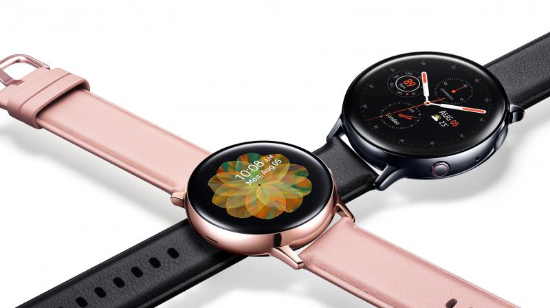 Samsung has introduced Galaxy Watch Active2, the newest addition to the Galaxy smartwatch portfolio.