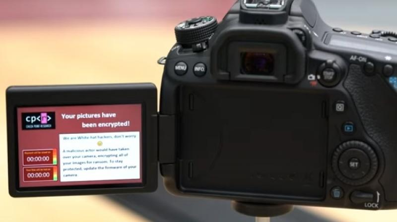 Make sure your camera is using the latest firmware version, and install a patch if available.