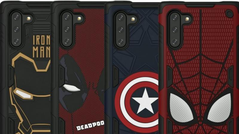 There has been no reveal of the prices yet, but similar cases which launched for the Galaxy S10 earlier this year were priced at USD 37 each.