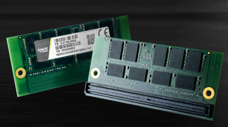This rugged memory module is the first in the market to meet the exacting standards of the US RTCA DO-160G test.