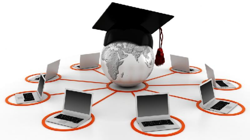 """Around the world, technology is aiding future generations to be """"more independent learners and problem solvers""""."""