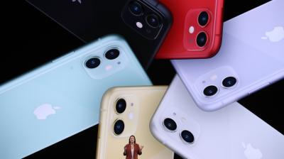 The Apple iPhone 11 series will be released in six colours: Black, White, Yellow, Green, Purple and even a Red variant, that will donate a share of its sales to charity.