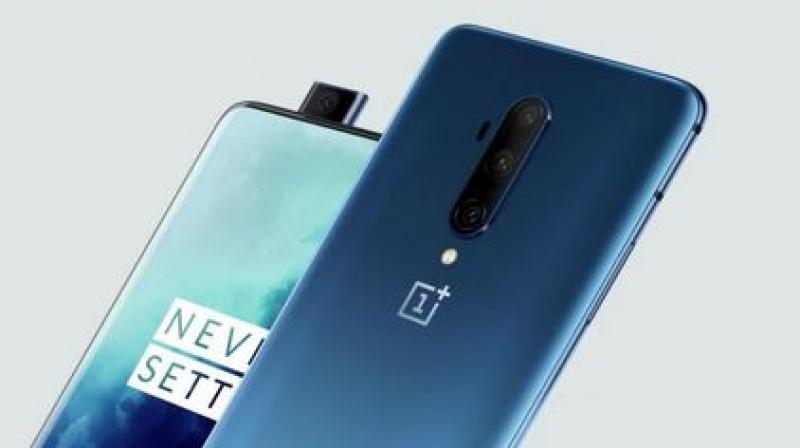 The front of the phone has a full screen display and thin bezels like the 7 Pro. There's still a pop-up camera unit on top of the device.reveal a similar design to 7 Pro