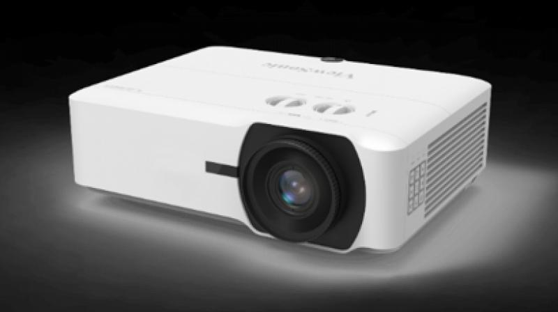 LS850WU projectors deliver bright and versatile WUXGA laser projection for professional installations that require flexibility in lecture halls, large boardrooms, houses of worship and more.