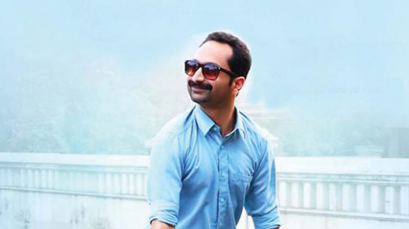 Fahadh Faasil.