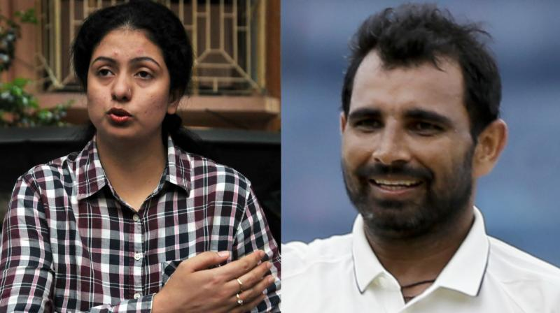 Hasin Jahan had filed a written complaint and a FIR was lodged against Mohammed Shami and his four family members in Kolkata's Jadavpur police station under several Indian Penal Code (IPC) sections. (Photo: PTI / AP)