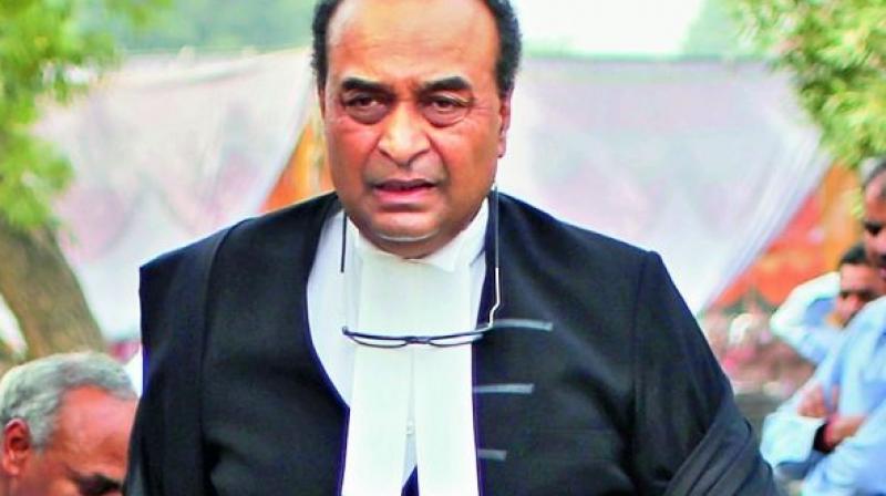 Senior Advocate Mukul Rohatgi, who is representing rebel Karnataka MLAs (Photo: PTI)