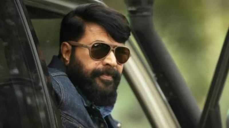 Mammootty all set to create a record