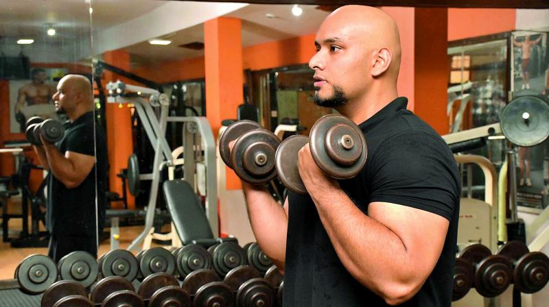 Fredy Francis, Fitness Consultant & Nutrionist.