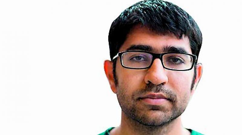 Gautam Bhatia, author