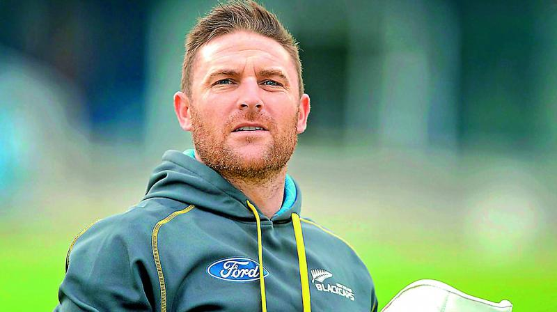 McCullum also played 71 T20Is and scored 2140 runs with an average of 35.66. He had previously bid adieu to international cricket on February 24, 2016. (Photo: File)