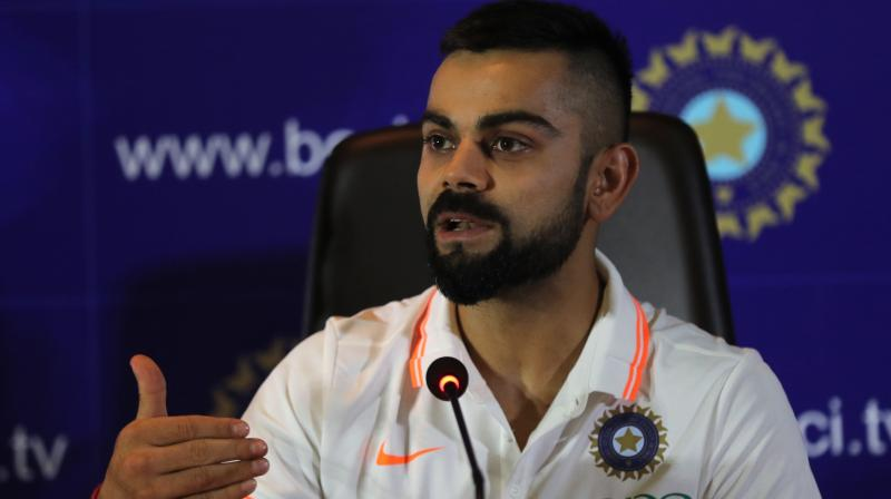 Virat fit for UK tour!