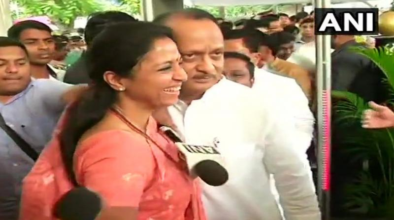 Ajit Pawar says won't take oath as minister today