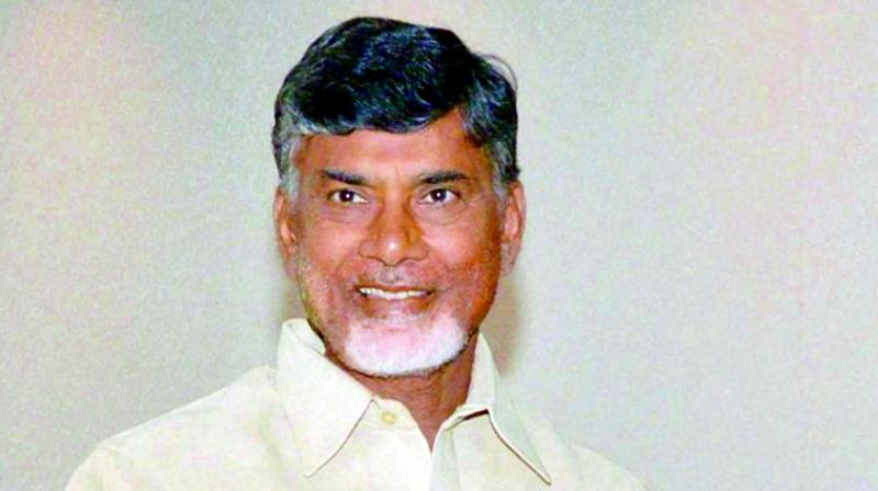 Naidu said, 'The BJP is responsible for Andhra Pradesh's problems. There is a bifurcation act, the Centre promised special status to the state. However, the government later denied that. (photo: file)