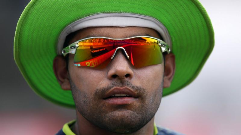 There was no clarity over where the 28-year-old reported the incident to ICC's anti-corruption unit. (Photo: AFP)