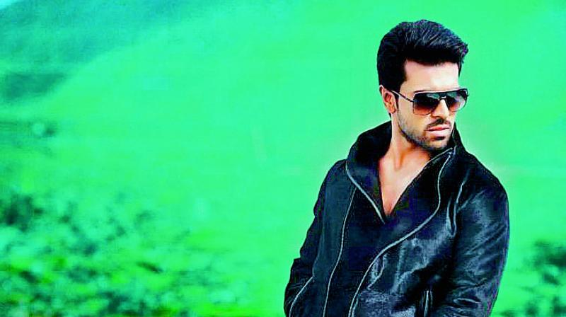Sankalp Reddy should touch new heights: Ram Charan