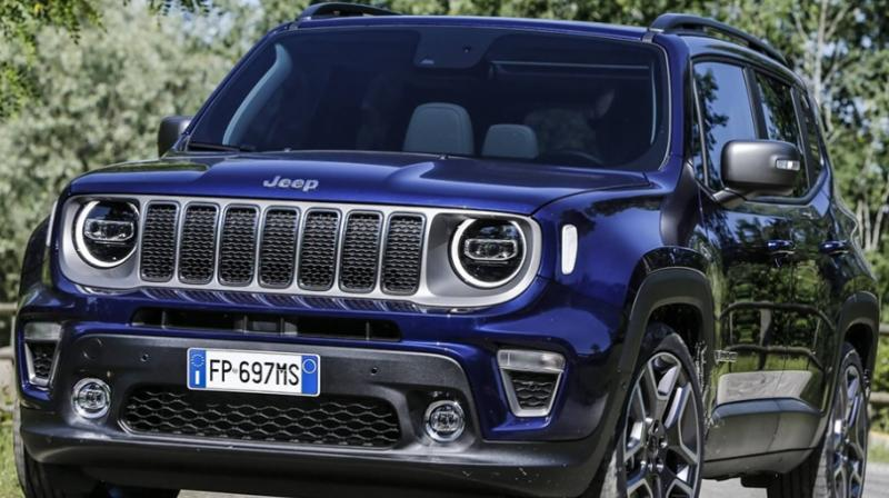 If launched, the Renegade would be Jeep's answer to the Hyundai Creta, which is the best-selling compact SUV in its segment by a wide margin.