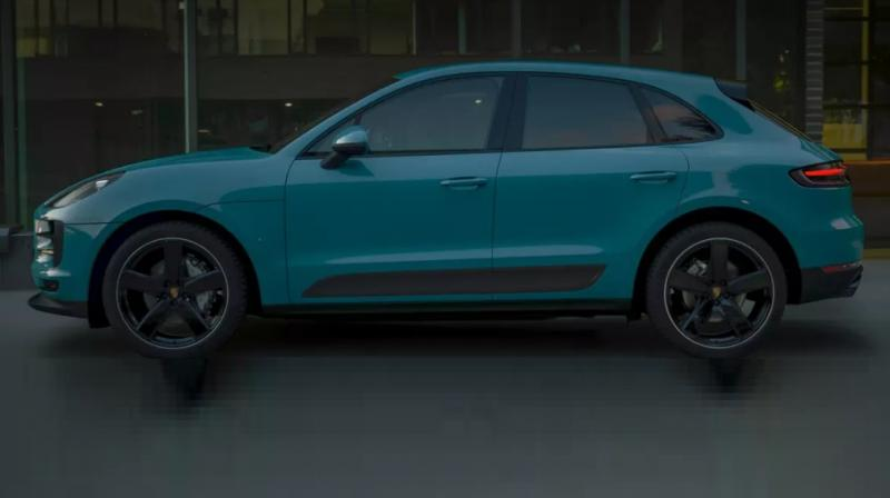 The Macan comes with an enhanced two-litre turbocharged four cylinder engine, producing 252 hp of power.