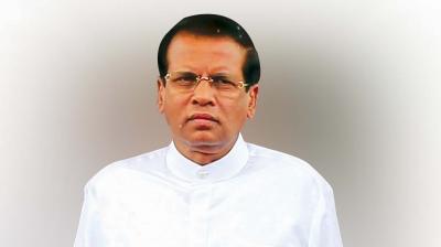Sri Lankan President Maithripala Sirisena (Photo: AP)