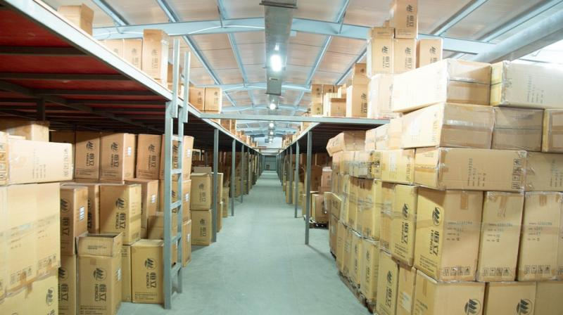Total warehousing stock in eight major cities in the country is expected to grow at a CAGR of 21 per cent till 2021, and reach 297 million sq ft, driven by strong demand after the implementation of GST and grant of infrastructure status for the sector, a report said. (Photo: Pixabay)