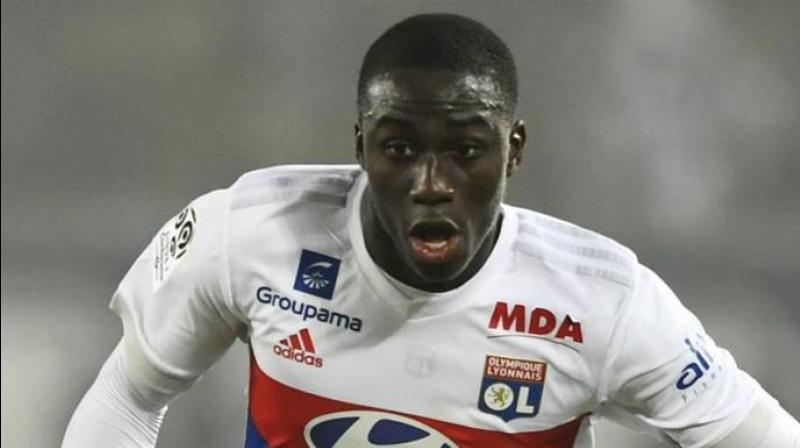 Mendy, who has signed a six-year contract, joined Lyon in 2017 from Le Havre.  (Photo: AFP)