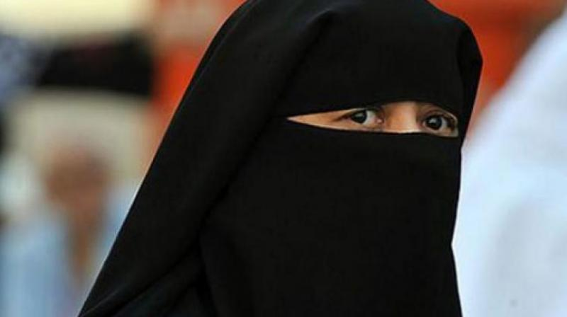 Saudi Arabia, which has some of the world's tightest restrictions on women, requires them to wear the garment by law. (Photo: File)