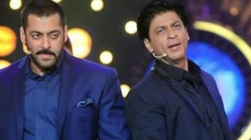 Shah Rukh is 'real hero' for Salman..