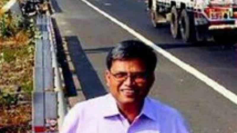 Vadodara-based doctor Subroto Das received the prestigious Padma Shri, the fourth highest civilian award in the country. (Photo: Twitter)