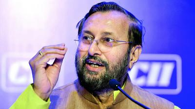 What we are doing is, being a responsive government, addressing the issues and we have seen this process in GST also, said I&B Minister Prakash Javadekar. (Photo: File)
