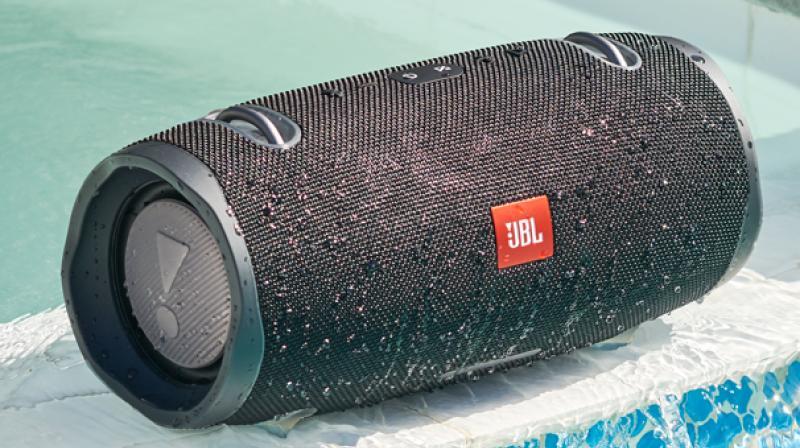 מעולה  JBL Xtreme 2 waterproof bluetooth speaker launched KO-08