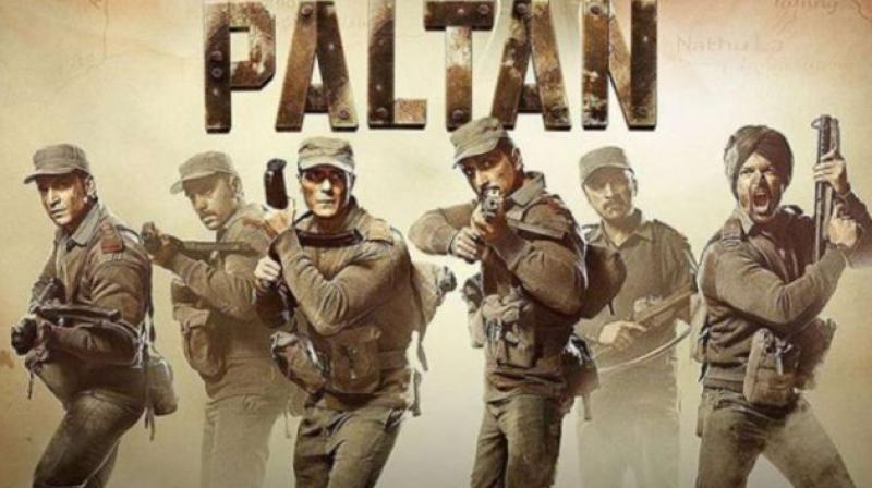 Paltan Movie Review An Outdated Jingoistic Drivel