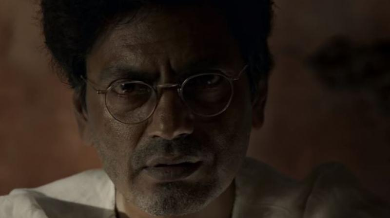 Nawazuddin Siddiqui in Manto.