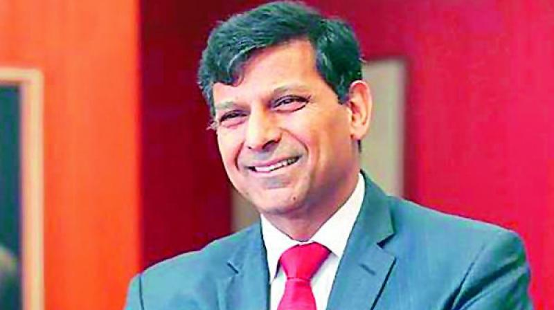 Dr rajan said India will become bigger than China eventually as China would slow down and India would continue to grow.