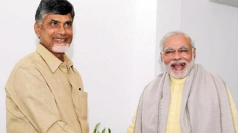 Andhra Pradesh Chief Minister N Chandrababu Naidu   (Photo: File)
