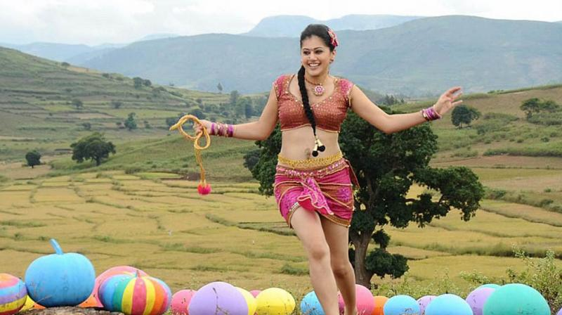Taapsee Pannu started her film career seven years ago with K Raghavendra Rao's 'Jhummandi Naadam' and went on to act in many regional films.