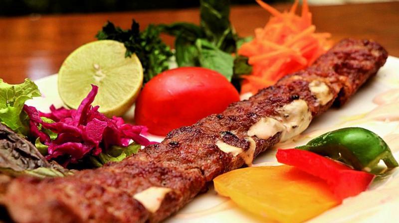 Kubideh kabab