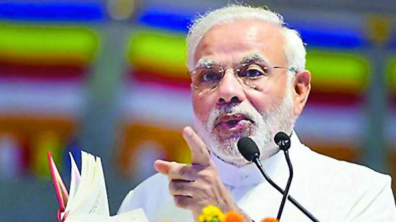 The BJP leaders said the rally will be part of Modi's campaign for the Lok Sabha election.   (Photo: File)