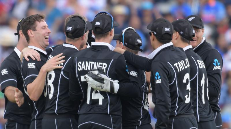 New Zealand will face England in the tournament's final match at Lord's on July 14. (Photo: AFP)
