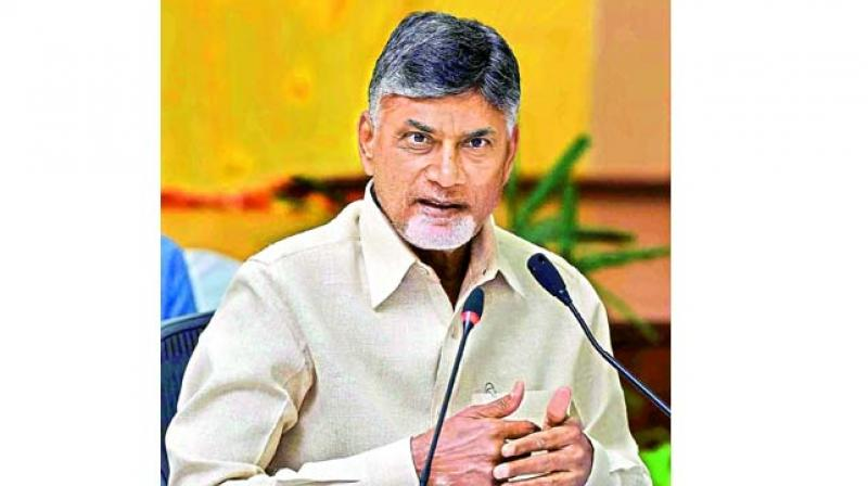 Responding to suspicions on Vivekananda's sudden death, Naidu immediately discussed the matter with police officials and spoke to the Director General of Police (DGP), intelligence officials and Kadapa district police. (Photo: File)