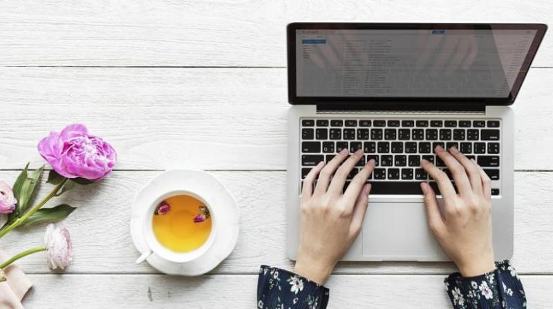 A survey of employees and employers across different sectors conducted by job site Indeed found that 83 per cent of employees rated remote work policy important while searching for job. (Photo: Pixabay)