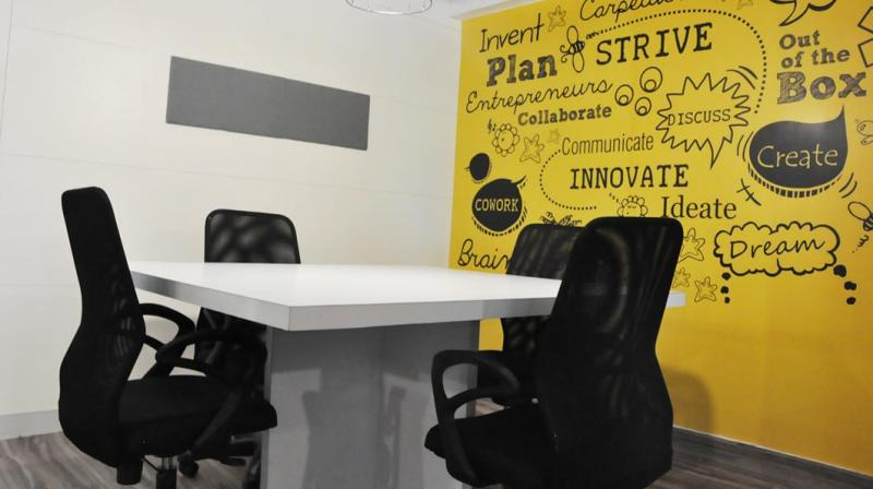 Co-working spaces have come with a totally overarching facility and setup that allows firms to let go of the maintenance and relinquish the need of facility management.