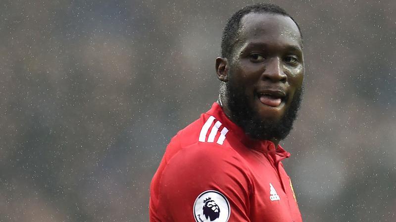 d1aaf9222 Premier League  Romelu Lukaku brushes off dry run at Manchester United