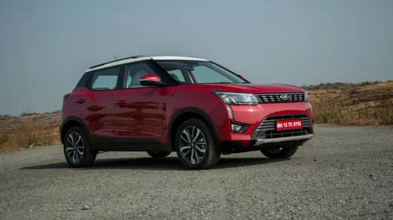 AMT option likely to be offered in all Mahindra XUV300 variants except the base W4.