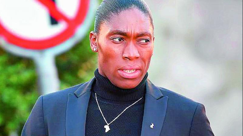 I am a woman and I am a world-class athlete. The IAAF will not drug me or stop me from being who I am — Caster Semenya South African  athlete said on her plans to launch a new appeal in the Swiss courts