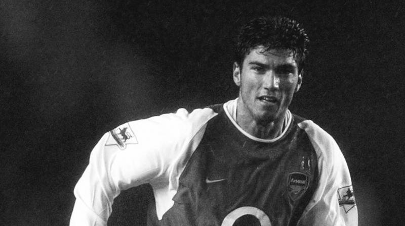 Jose Antonio Reyes has died in a traffic accident, aged 35 (Photo: Arsenal/Twitter)